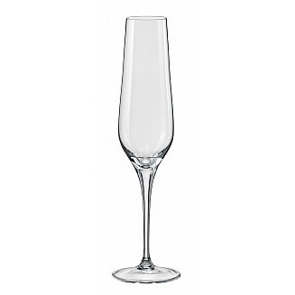 Bohemia Crystal Rebecca Flute 195ml/6pc
