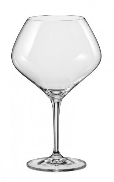 Bohemia Crystal Amoroso Goblet 470ml/2pc