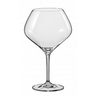 Bohemia Crystal Amoroso Goblet 470ml/2pc