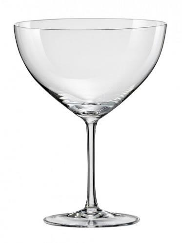 Bohemia Crystal Bar Cocktail Saucer 400ml/4pc