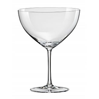 Bohemia Crystal Bar Cocktail Saucer 400ml/4pc