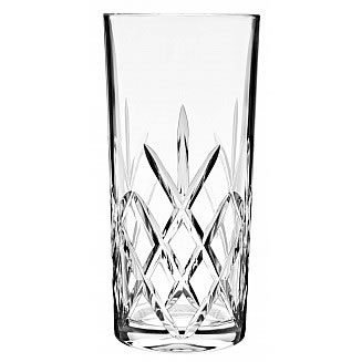 Bohemia Crystal Flamenco Hi Ball Tumbler 350ml/6pc