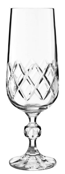 Bohemia Crystal Bristol Flute 180ml/6pc