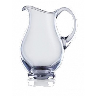 Bohemia Crystal FYT Jug curve top 1500ml