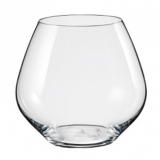 Bohemia Crystal Amoroso StemlessWine 580ml/2pc