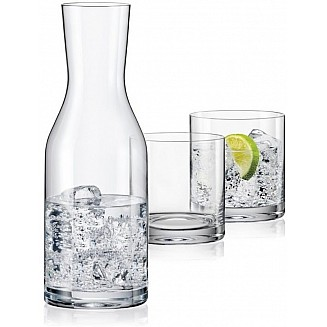 Bohemia Crystal FYT Wellness Set/3PC