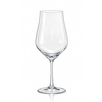 Bohemia Crystal Tulipa Wine 450ml/6PC