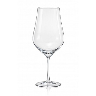 Bohemia Crystal Tulipa Wine 550ml/6PC