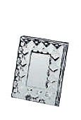 Bohemia Crystal Photo Frame 9cm
