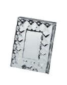 Bohemia Crystal Photo Frame 11.4cm