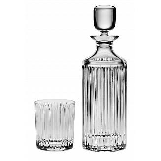 Bohemia Crystal Skyline Whisky Set 1+6PC/SET