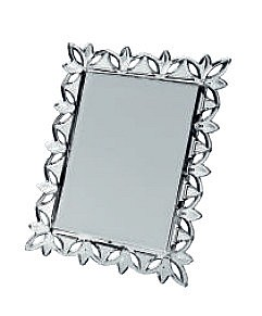 Bohemia Crystal Pierced Photo Frame 35cm