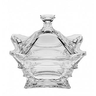 Bohemia Crystal X Lady Box 17.5cm/1PC