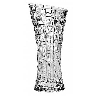 Bohemia Crystal Patriot Vase 33cm