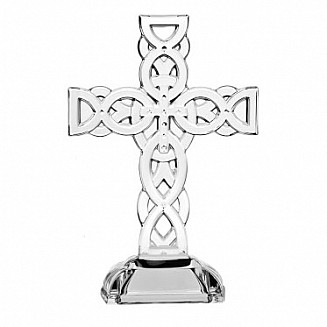 Bohemia Crystal Cross 270mm