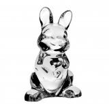 Bohemia Crystal Rabbit Figurine 10cm