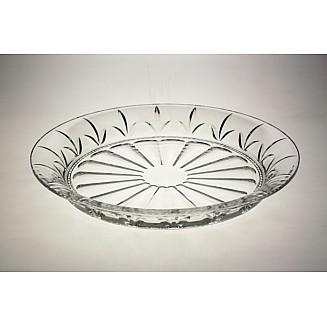 Bohemia Crystal Macquarie Plate 40cm