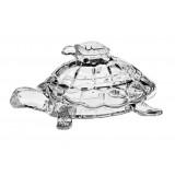 Bohemia Crystal Turtle box 26.5cm