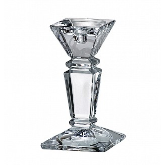 Bohemia Crystal Empery Candlestick 20.5cm