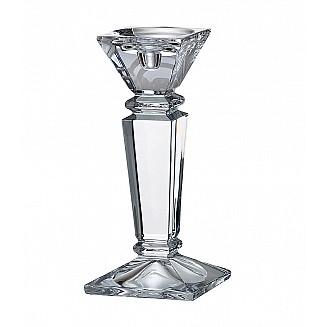 Bohemia Crystal Empery Candlestick 25cm