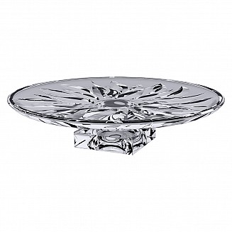 FMF Bohemia Flame footed plate 35.5cm