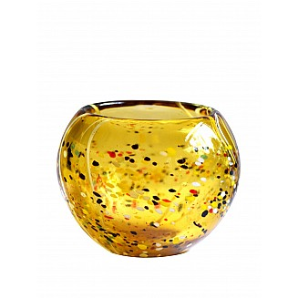 Crafted Art Glass Vase 26CM